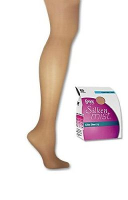 Leggs Silk.Mist Ct,St Nude B Pack of 3