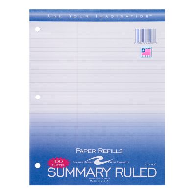 Summary Law Filler Pack of 48
