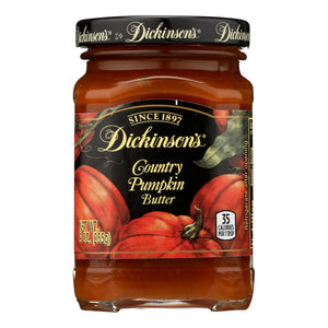Dickinson - Pumpkin Butter - Case of 6 - 9 oz
