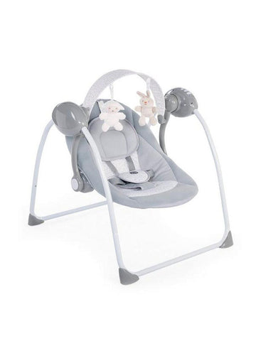 Chicco Relax and Play Swing Grey