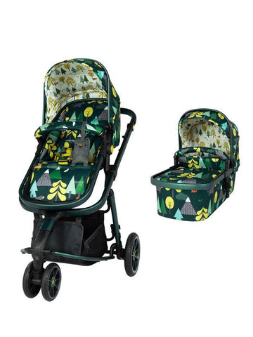 Cosatto Giggle 3 Pram & Pushchair Into The Wild
