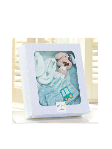 Lollipop Lane My Very Own- 5 Piece Gift Set Blue