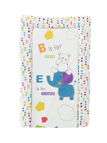 B is for Bear Changing Mat - Happy Safari