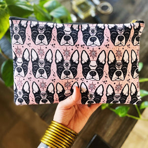 LIKE A BOSS // COSMETIC ZIP POUCH