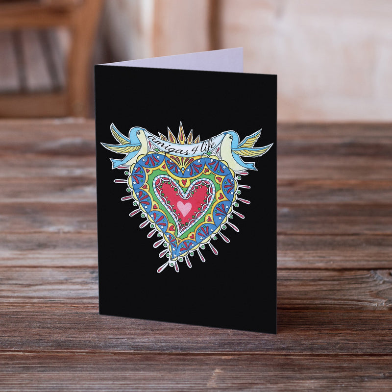 AMIGAS 4 LIFE // GREETING CARD
