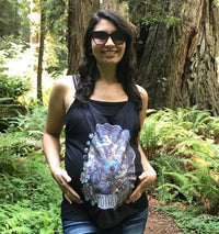 « MOTHERSHIP » WOMEN'S SLOUCHY TANK