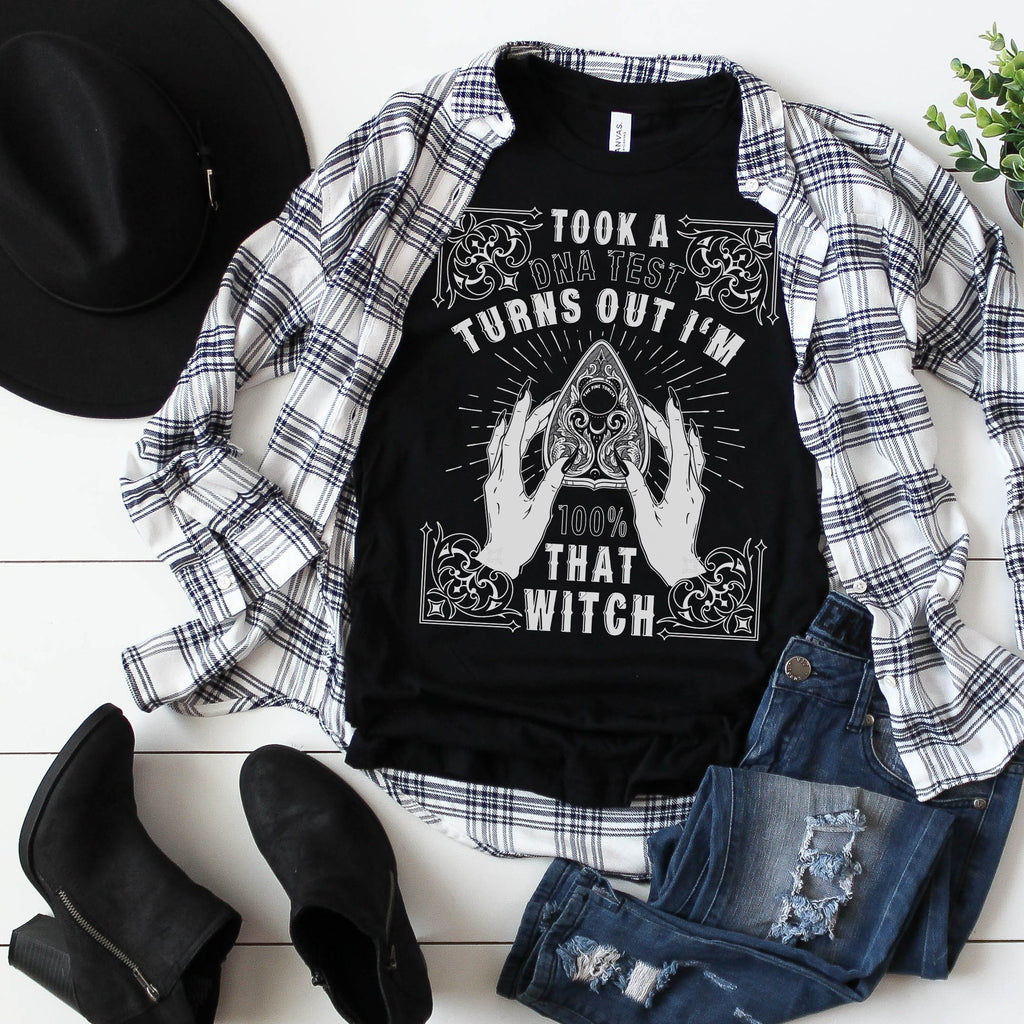 « THAT WITCH » SLOUCHY TEE