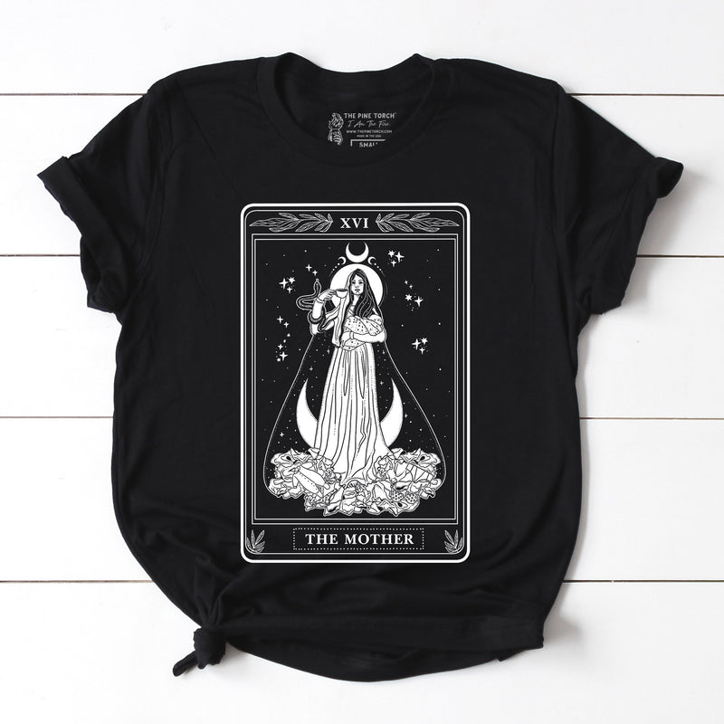 « THE MOTHER »  SLOUCHY OR UNISEX TEE