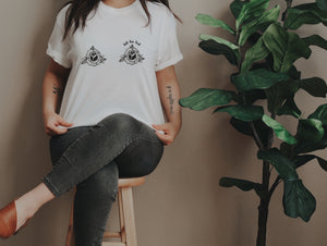 « TIT FOR TAT » UNISEX TEE