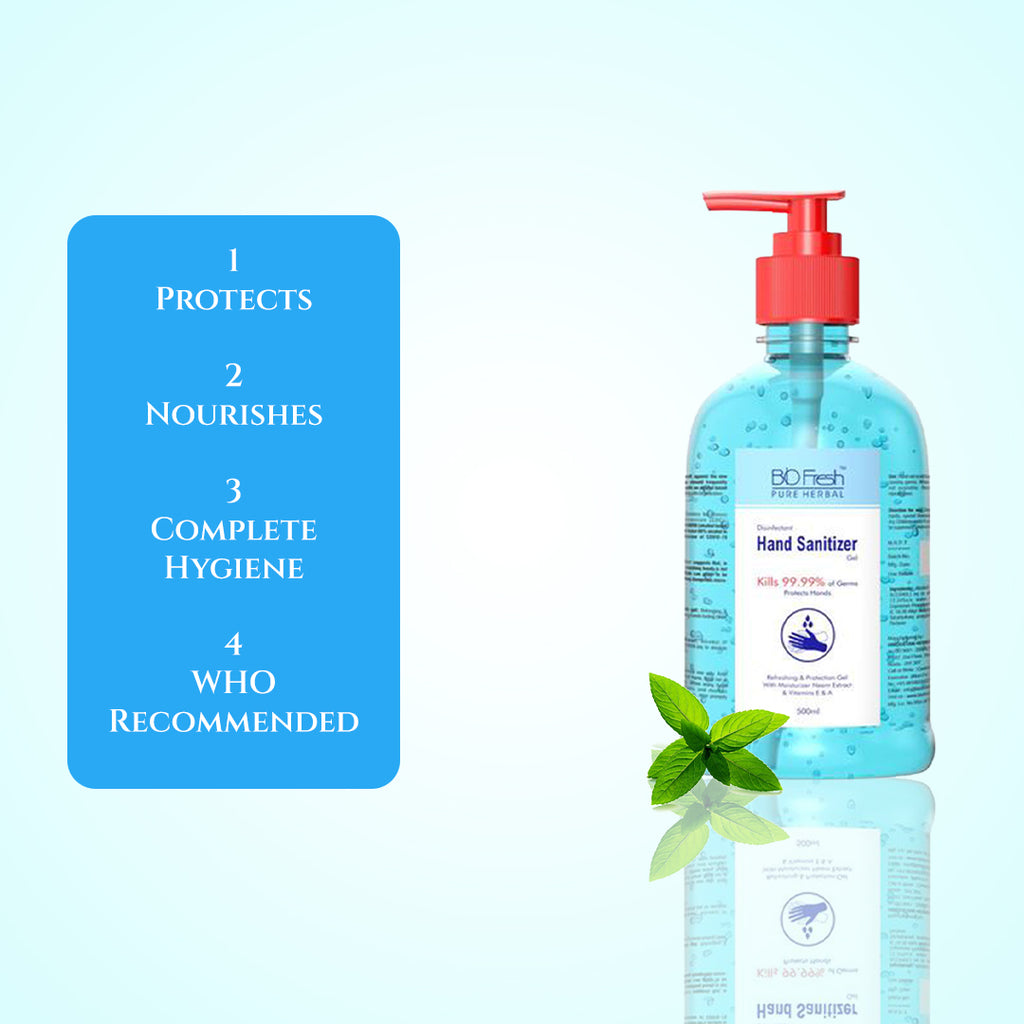 BioFresh Hand Sanitizer (Hand Rub)