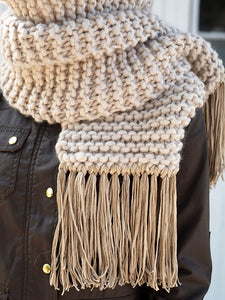 Super Chunky Easy Scarf Kit