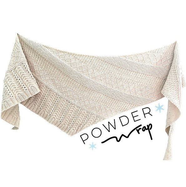 Powder Wrap Kit