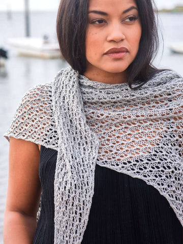 Vivian Shawl Kit