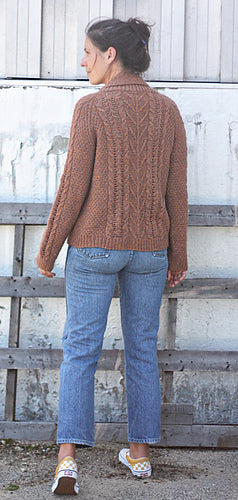Ausable Cardigan  Kit