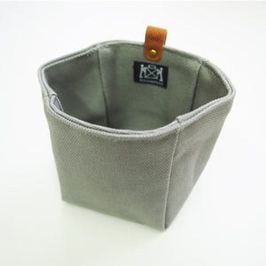 Cohana Canvas Knickknack Bag