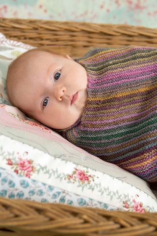 Lang Baby Blanket Kit