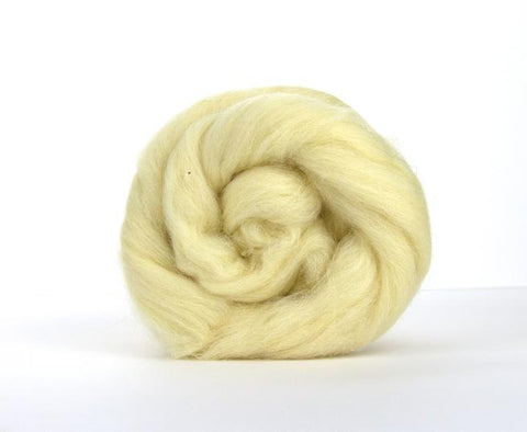 White Eider Top Roving