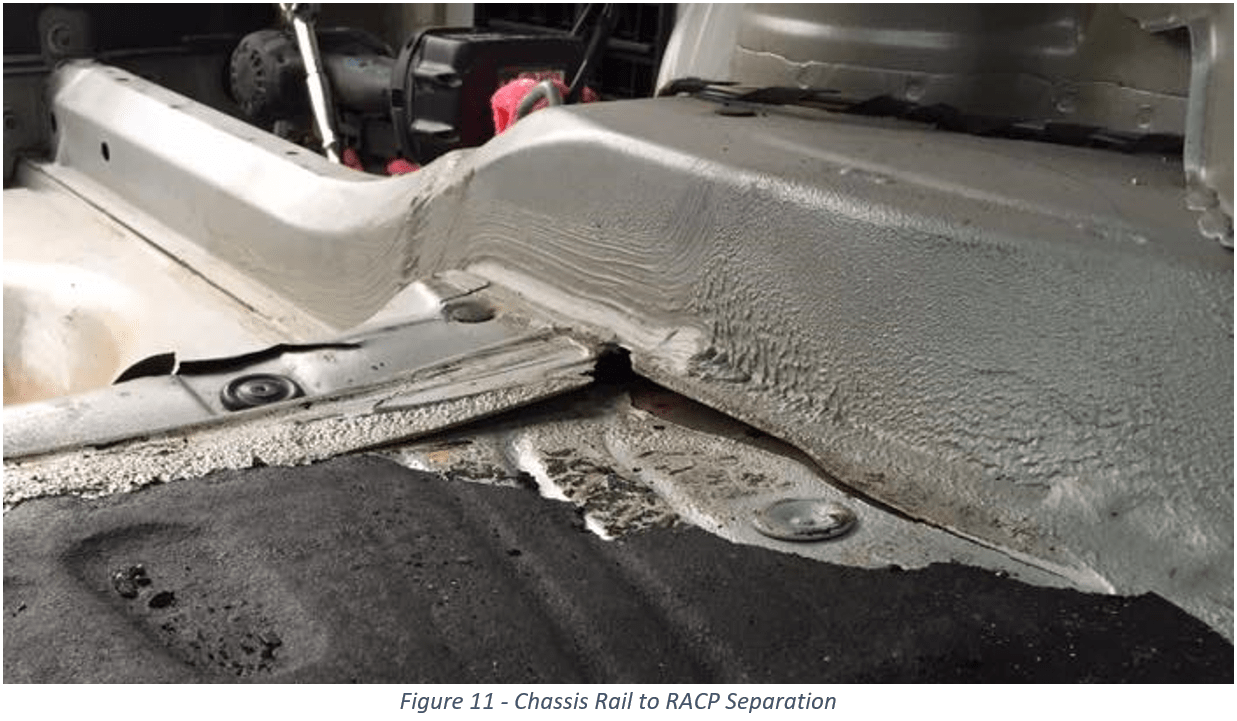 E46 Subframe Failure