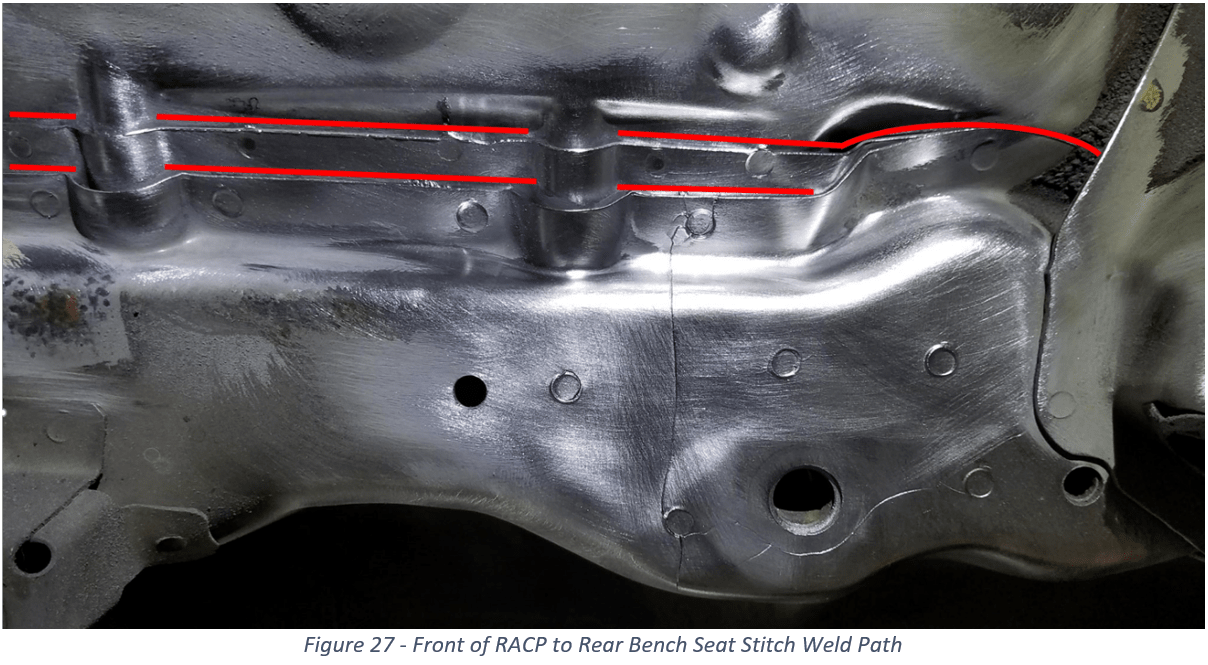 Stitch Welded E46 RACP
