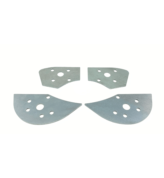 E36 Subframe Mount Reinforcement Plate Kit