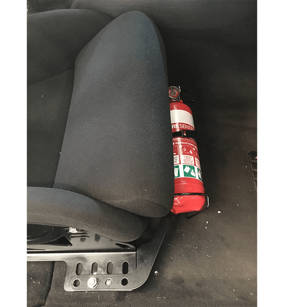 E46 Fire Extinguisher Mount