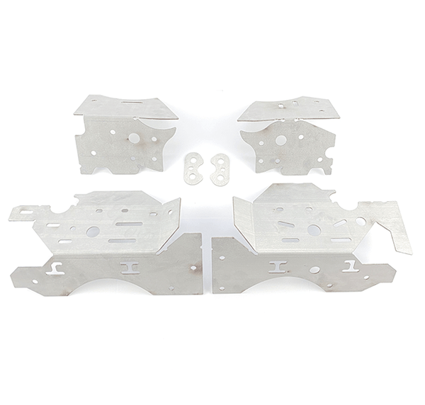 E46 subframe reinforcement kit