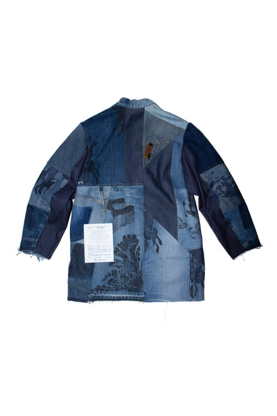 """TANG"" RE-CUT JACKET"