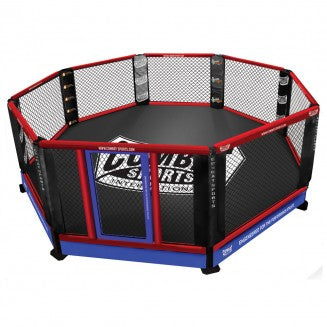 20' Combat Sports Training Cage - Full Contact Sports