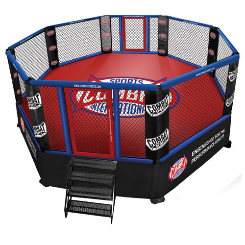 Combat Sports MMA Cage Package - 20' - Full Contact Sports