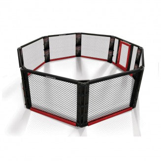 Combat Sports Free Standing MMA Floor Cage - Full Contact Sports
