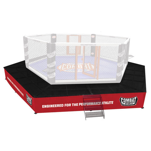 Combat Sports Catwalk for MMA Cages - Full Contact Sports