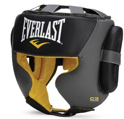 Everlast Pro Sparring Headgear - Full Contact Sports
