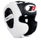 Contender Fight Sports Palladium Tri-Ply Sparring Headgear - Full Contact Sports