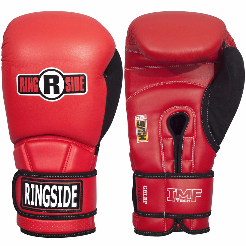 Ringside Gel Shock Safety Sparring Gloves - Full Contact Sports