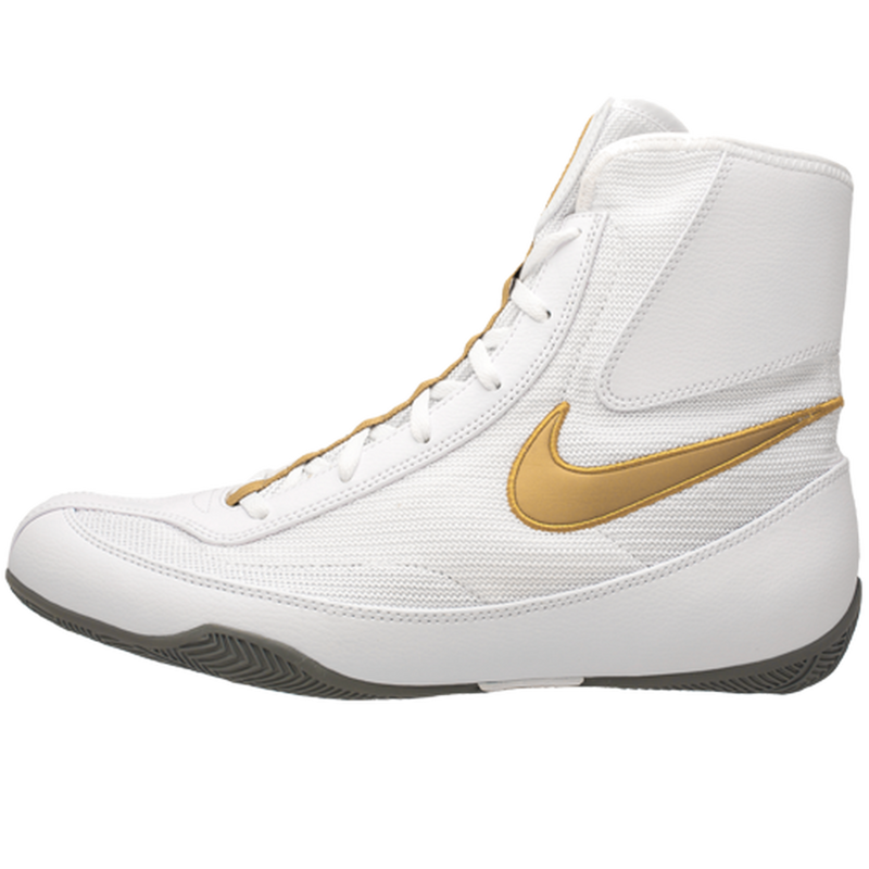 Nike Machomai 2 - White - Full Contact Sports