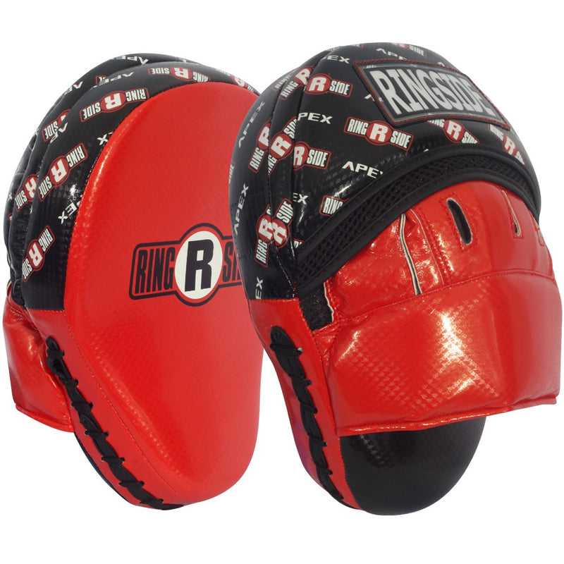 Ringside Apex Punch Mitts - Full Contact Sports