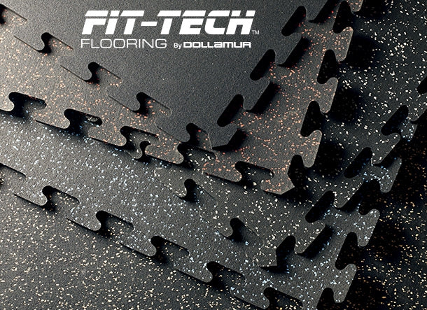 "Dollamur Fit-Tech Puzzle Mats 3/8"" Colour Density 35%"