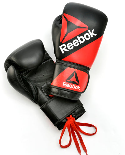 Reebok Pro- Combat Leather Training Glove - Full Contact Sports