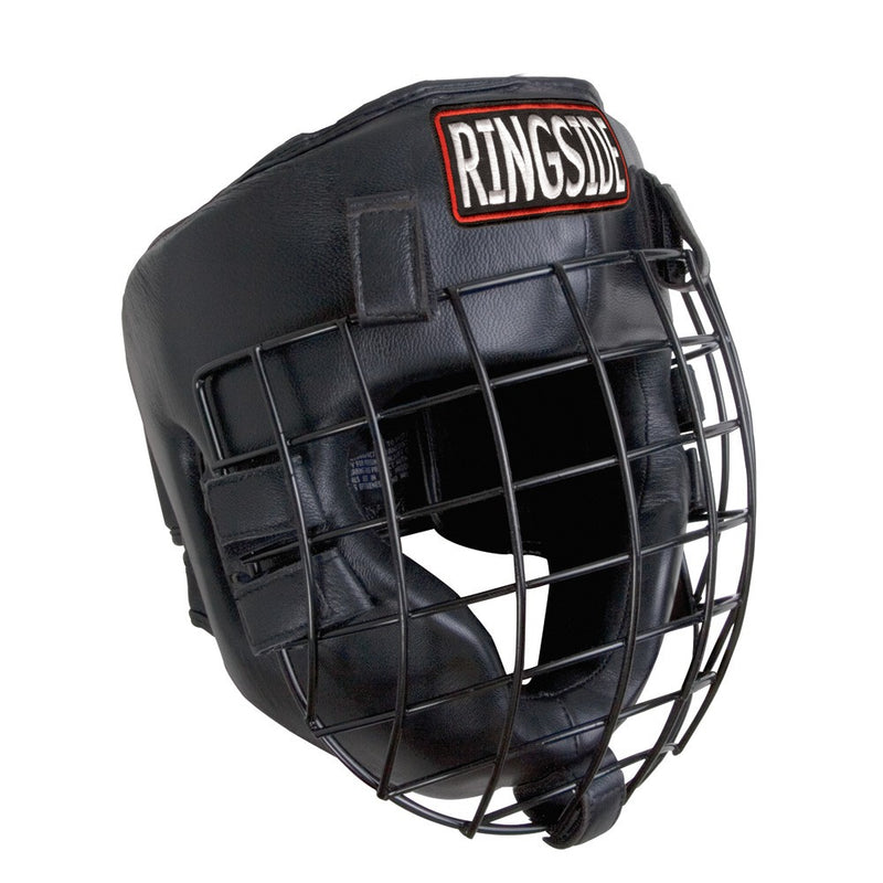 Ringside Safety Cage Training Headguard - Full Contact Sports