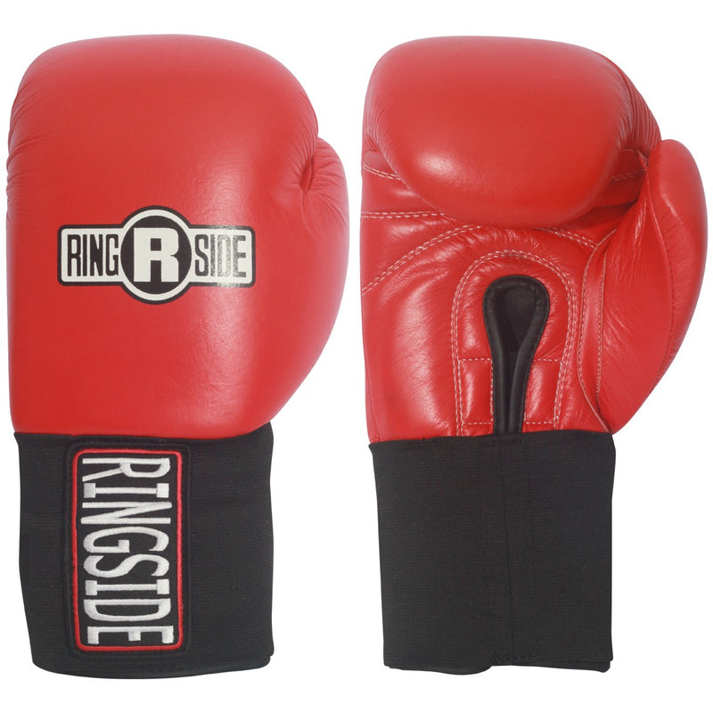 Ringside Competition Safety Gloves Hook & Loop - Full Contact Sports