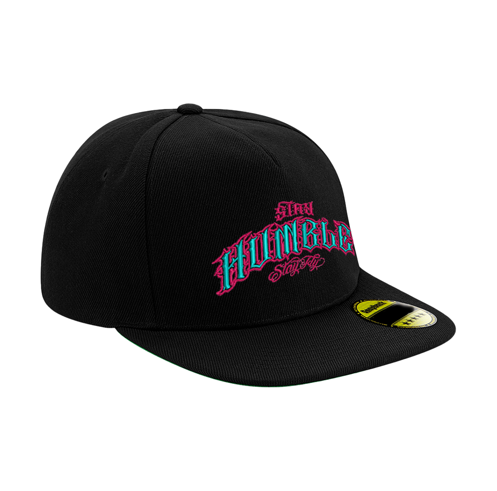 Stay Humble Embroidered Snapback