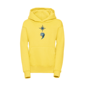 True North Embroidered Hoodie