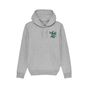 Adults Unisex Embroidered Signature Hoodie