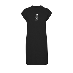 Voodoo Embroidered Dress