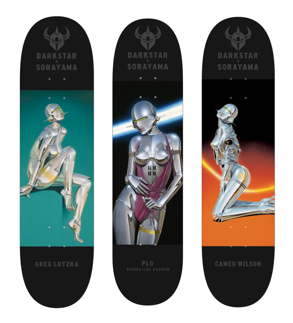 Darkstar Skateboard Deck