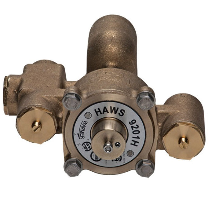 Haws 9201H Thermostatic Mixing Valve