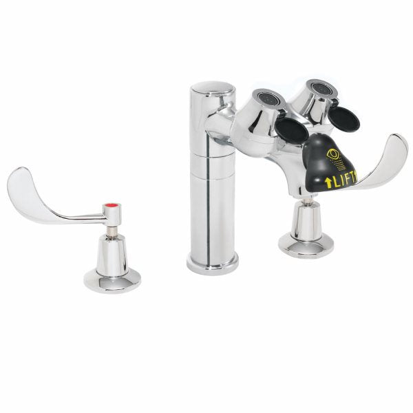 Speakman SEF-1801 Eyesaver Eye Wash Faucet Combination Widespread Laboratory Faucet