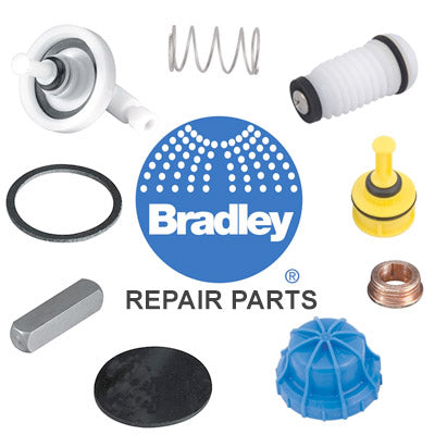 Bradley 113-1151 Stainless Steel stem only; for Stainless Steel units with dual black eye/face wash heads