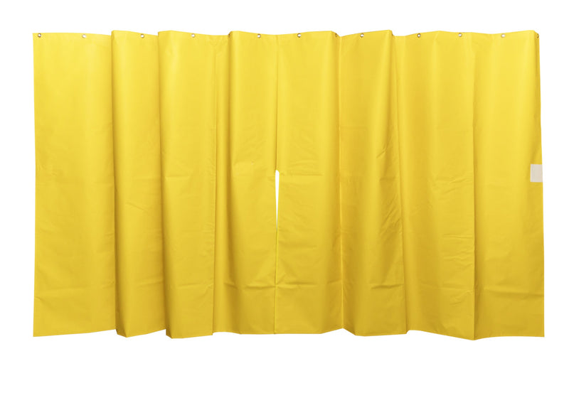 Bradley 269-601 Privacy Curtain Only