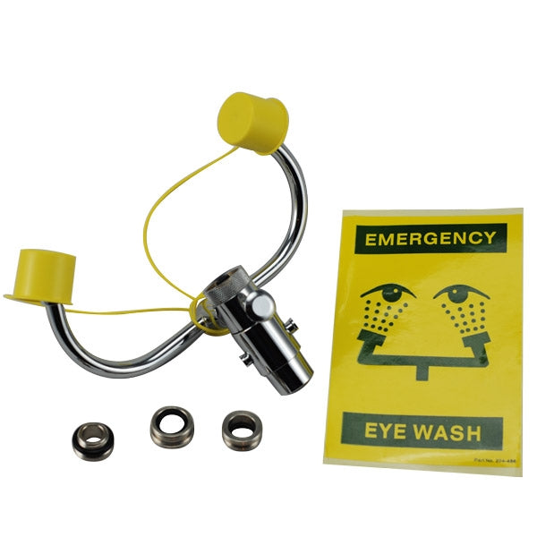 Bradley S19-200B Faucet Mounted Emergency Eye Wash Station